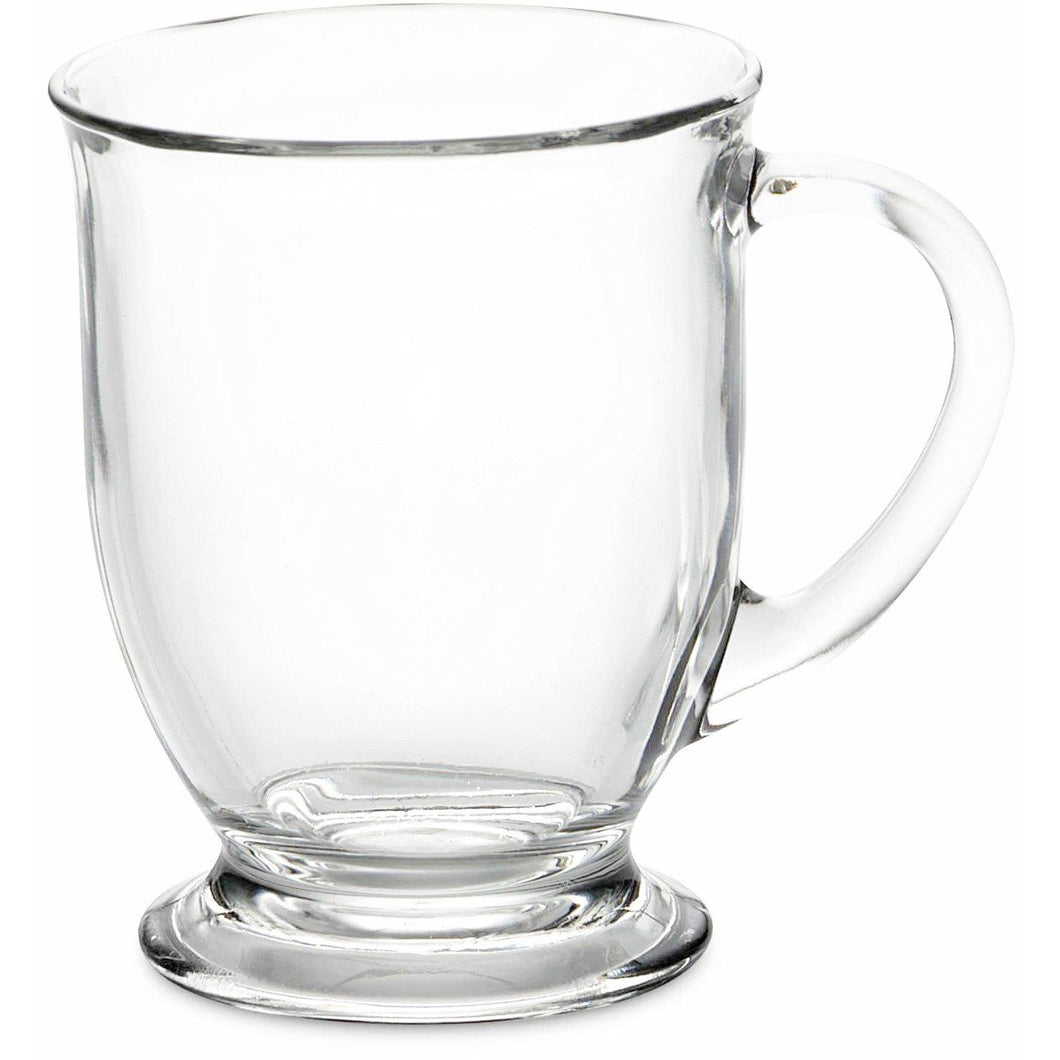 Glass Tea Mug - Shineworthy Tea