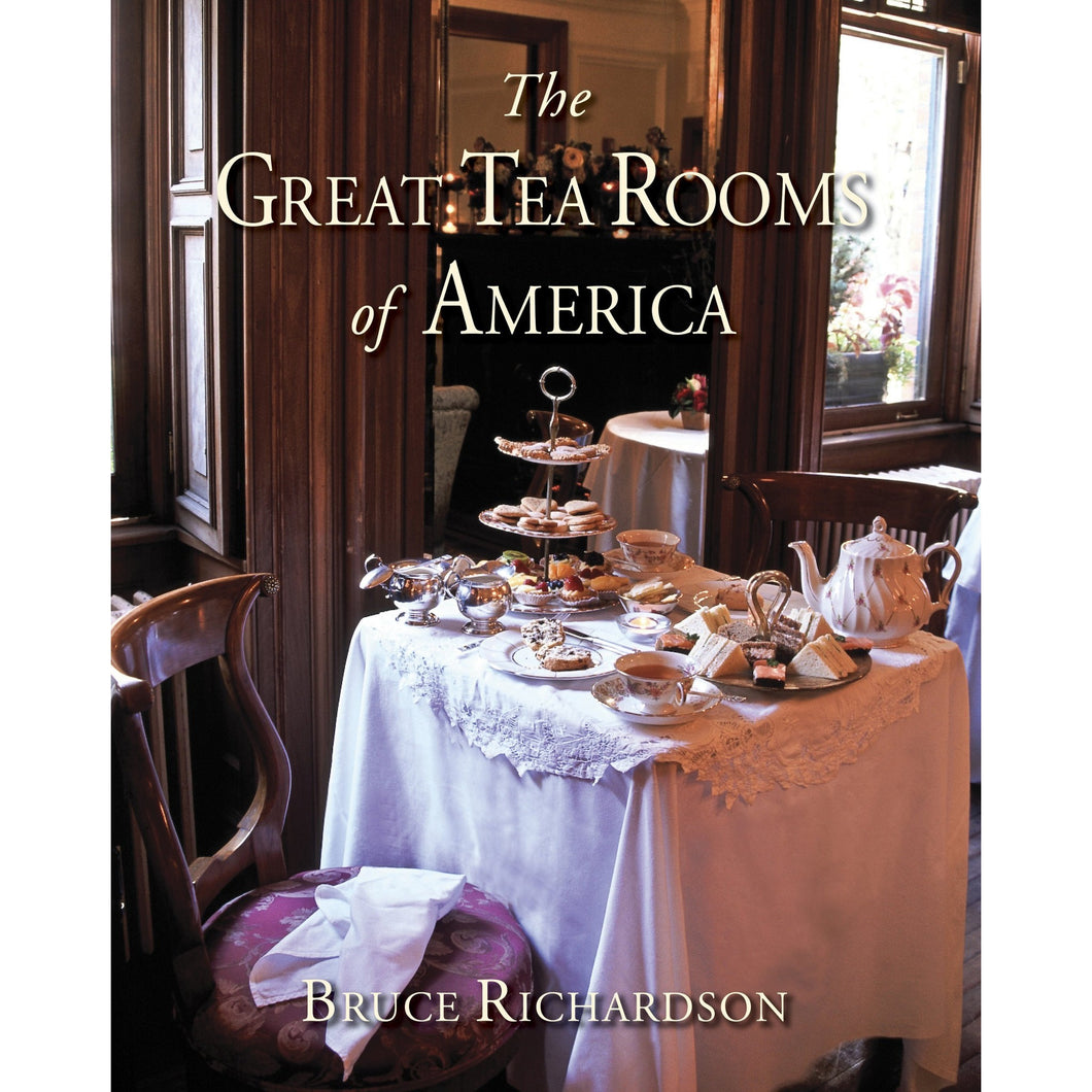 The Great Tea Rooms of America - Shineworthy Tea