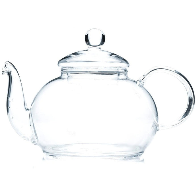 Large Glass Teapot - Shineworthy Tea