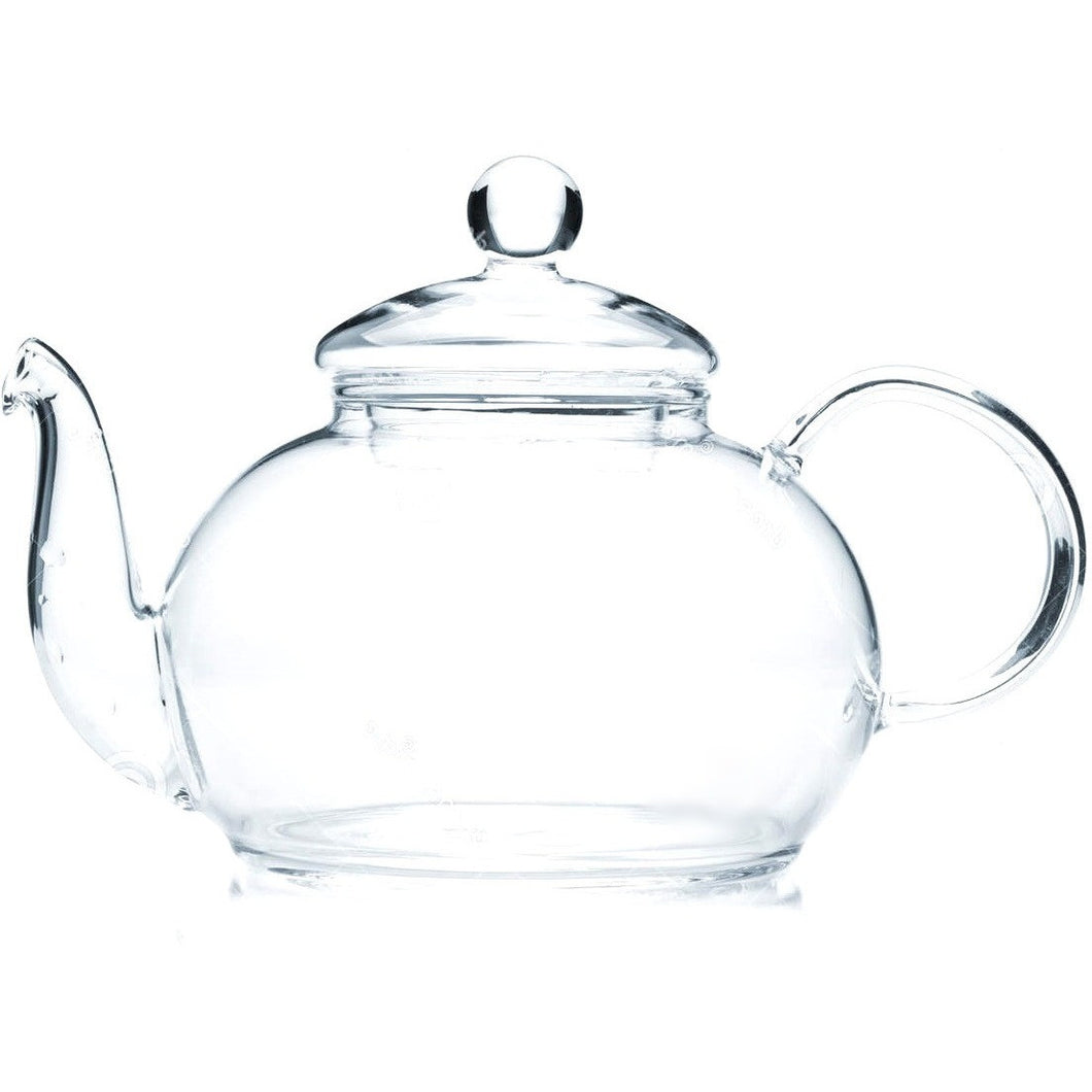 Small Glass Teapot - Shineworthy Tea