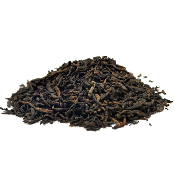 Golden Pu'erh - Shineworthy Tea