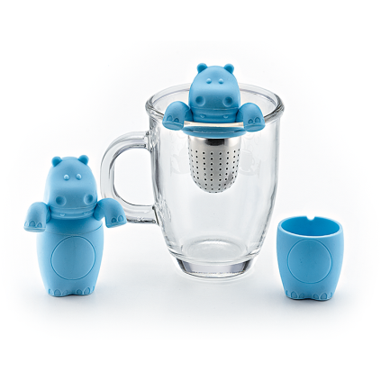 Hippo Tea Infuser - Shineworthy Tea