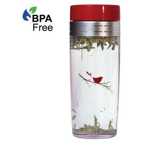 Red Bird Tea Traveler - Shineworthy Tea