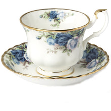 Royal Albert Moonlight Rose Teacup & Saucer - Shineworthy Tea