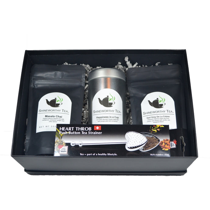 Spice of Life Gift Set - Shineworthy Tea