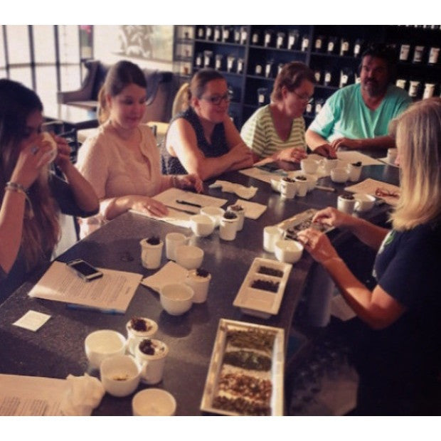 Tea Tasting Class - SHINEWORTHY TEA