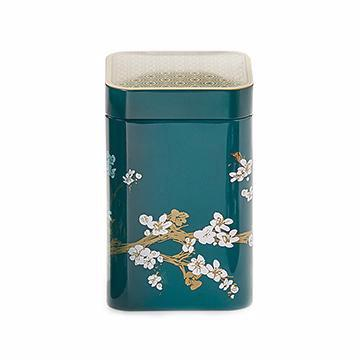 Japanese Style Tea Tin - Green - Shineworthy Tea