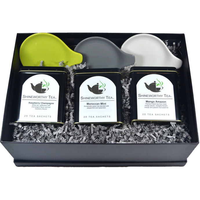 Triple the Fun Sachet Gift Set - Shineworthy Tea