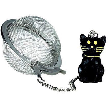 Cat Tea Ball Infuser - Shineworthy Tea
