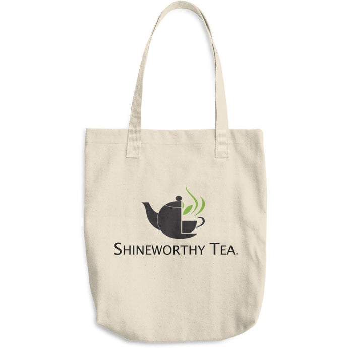 Shineworthy Tea Cotton Tote Bag - Shineworthy Tea