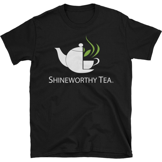 Shineworthy Tea Logo Unisex T-Shirt - Shineworthy Tea