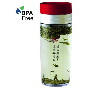 Tea Traveler With Chinese Proverb - SHINEWORTHY TEA  - 1