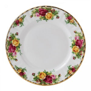 Royal Albert Old Country Roses Salad Plate - Shineworthy Tea