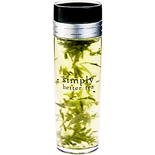 Simply Better Tea Traveler - Shineworthy Tea