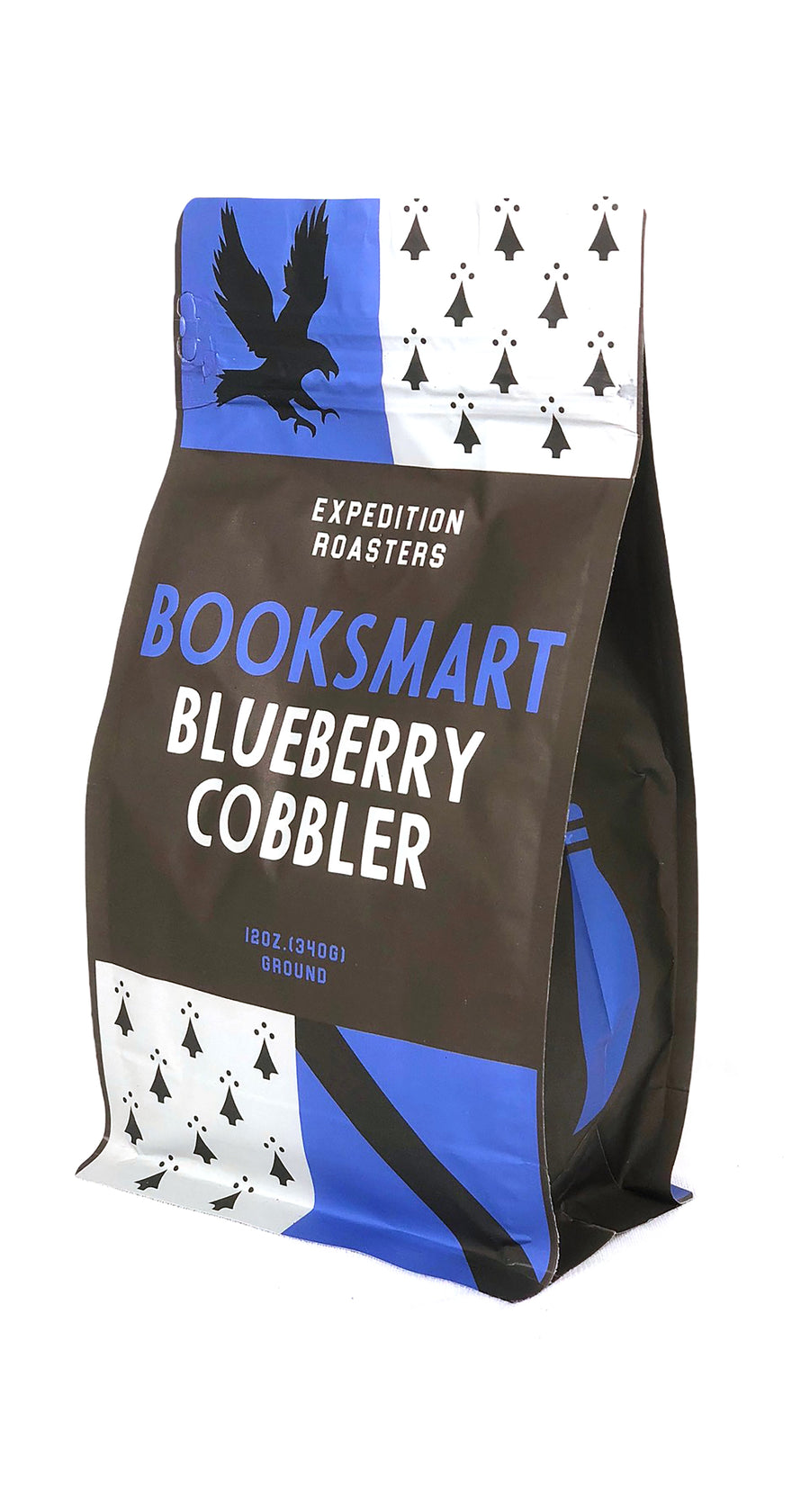Booksmart Blueberry Cobbler