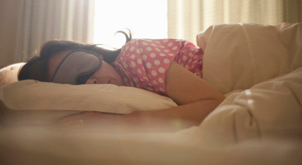 Fall Asleep in just 60 Seconds