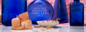 The Healing Power of Himalayan Salt