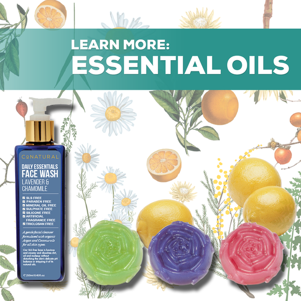 Learn More: Essential Oils