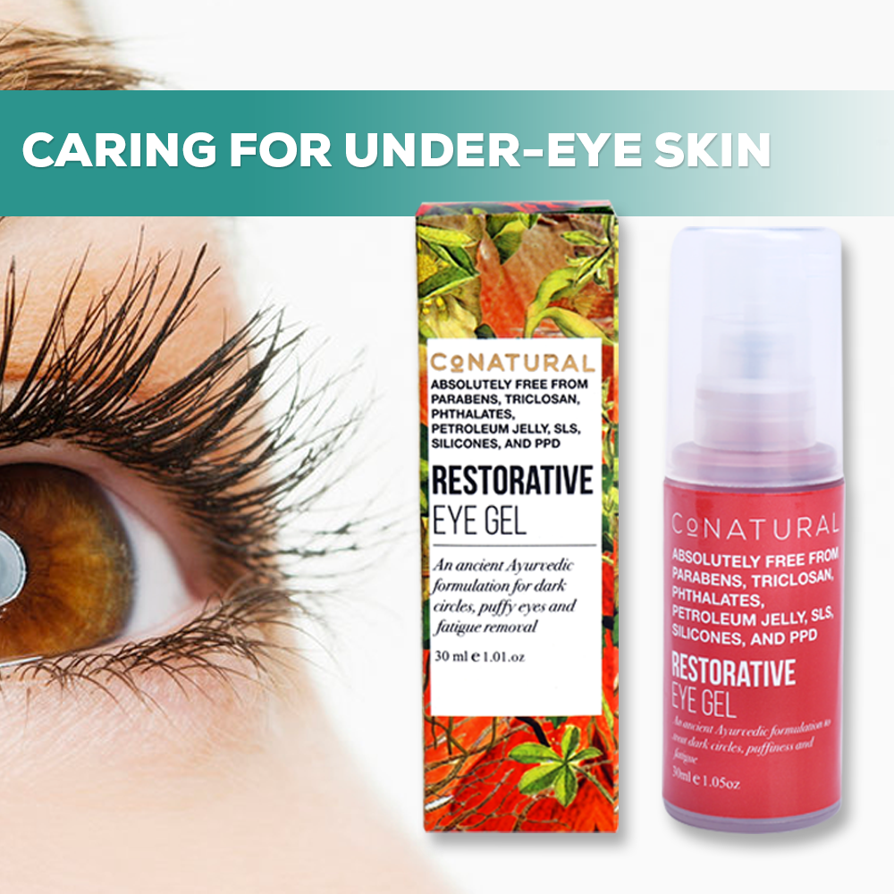Caring For Under-eye Skin – Conatural