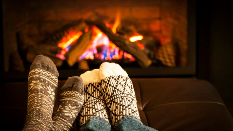 Stay Warm This Winter Without Artificial Heat