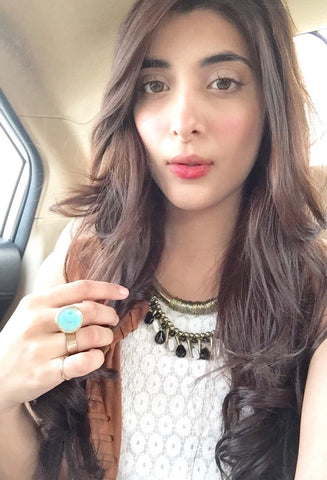 Urwa Hocane Without Makeup Instant Glow Fa...