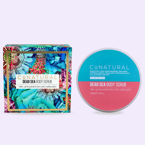 Dead Sea Body Scrub - Conatural