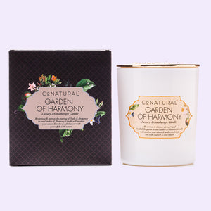 Garden of Harmony - Oudh and Bergamot