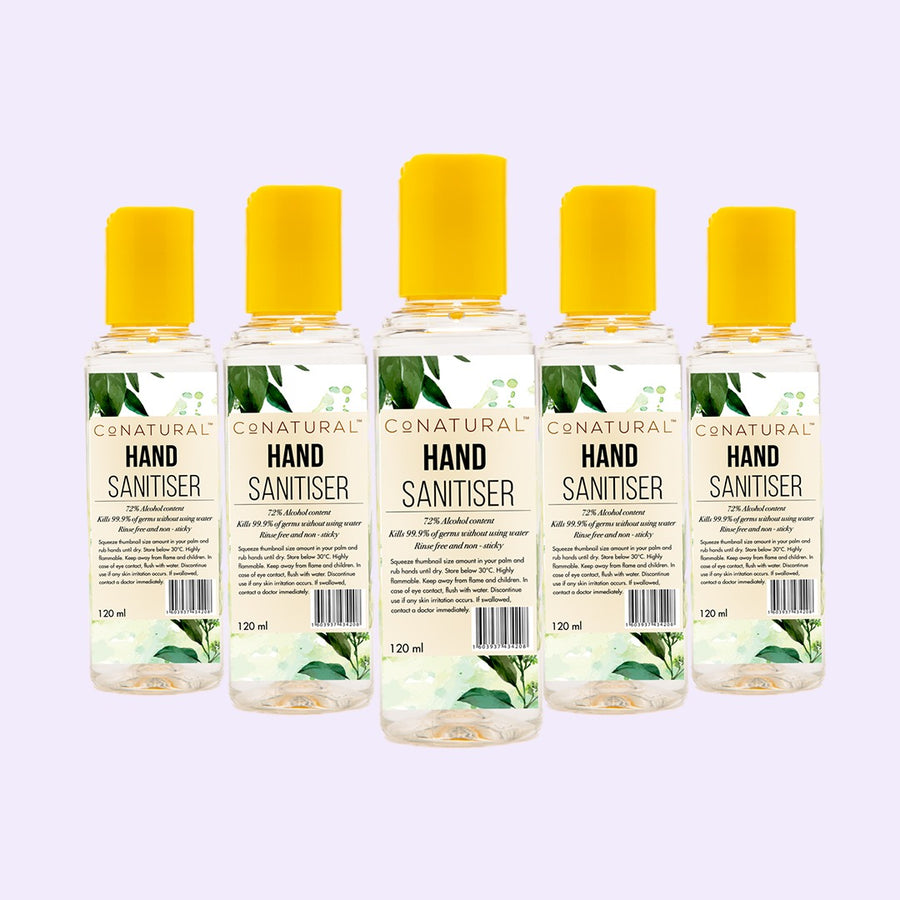 Bundle Offer: Buy 5 Hand Sanitizer's And Get 20% Off