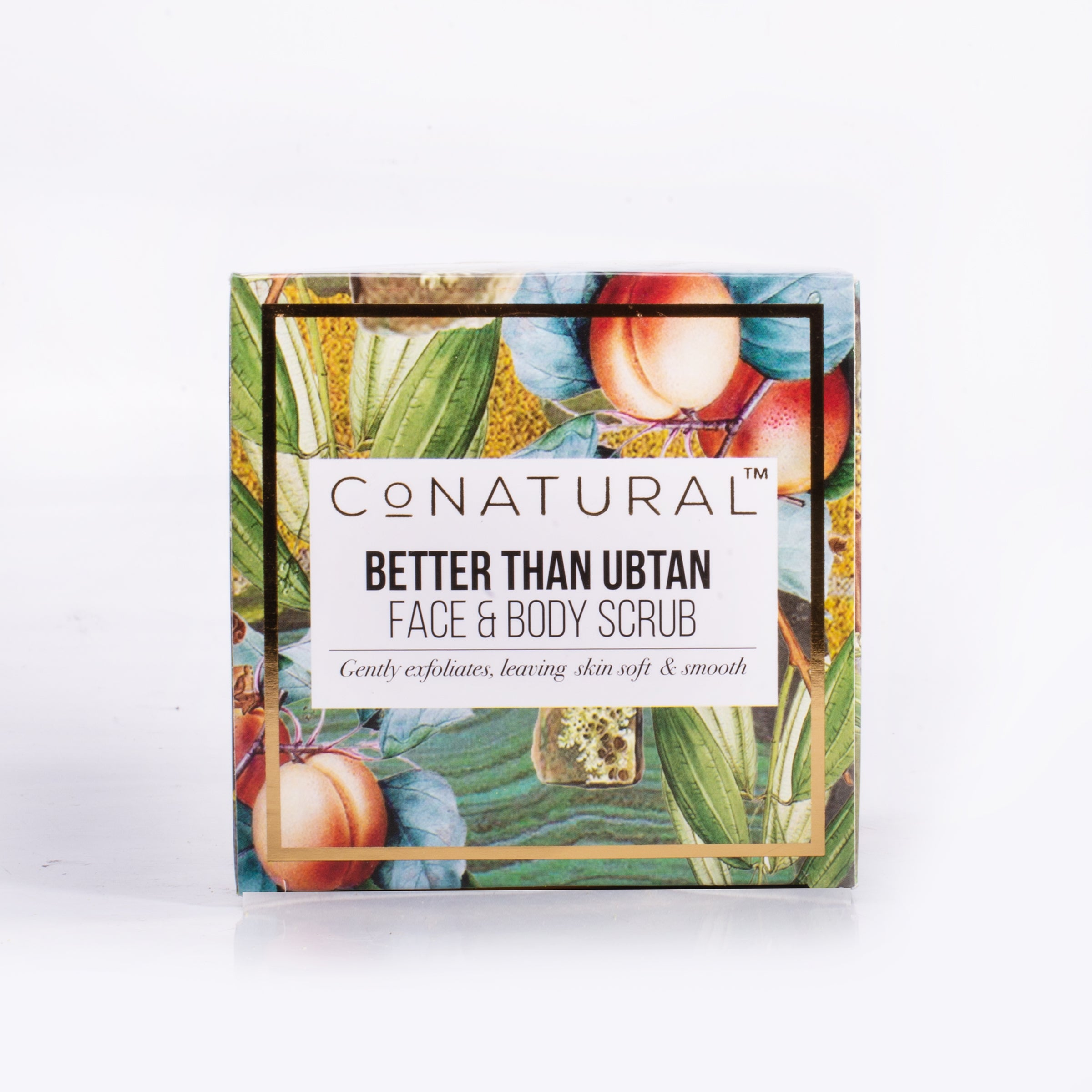 Better Than Ubtan Face And Body Scrub 100g