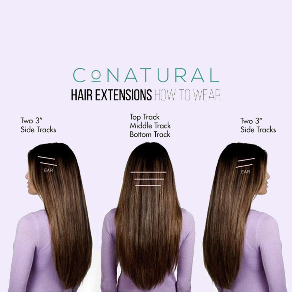 Conatural Hair Extensions 16 Inches