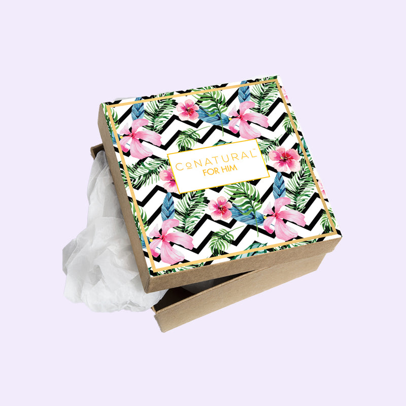 Gift Box - For Him (Square)