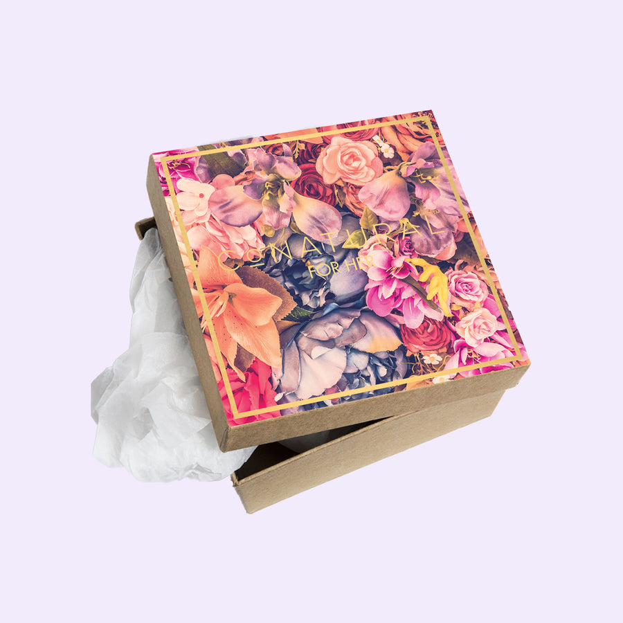 Gift Box - For Her (Square)