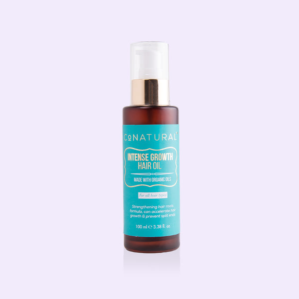 Intense Growth Hair Oil - Conatural