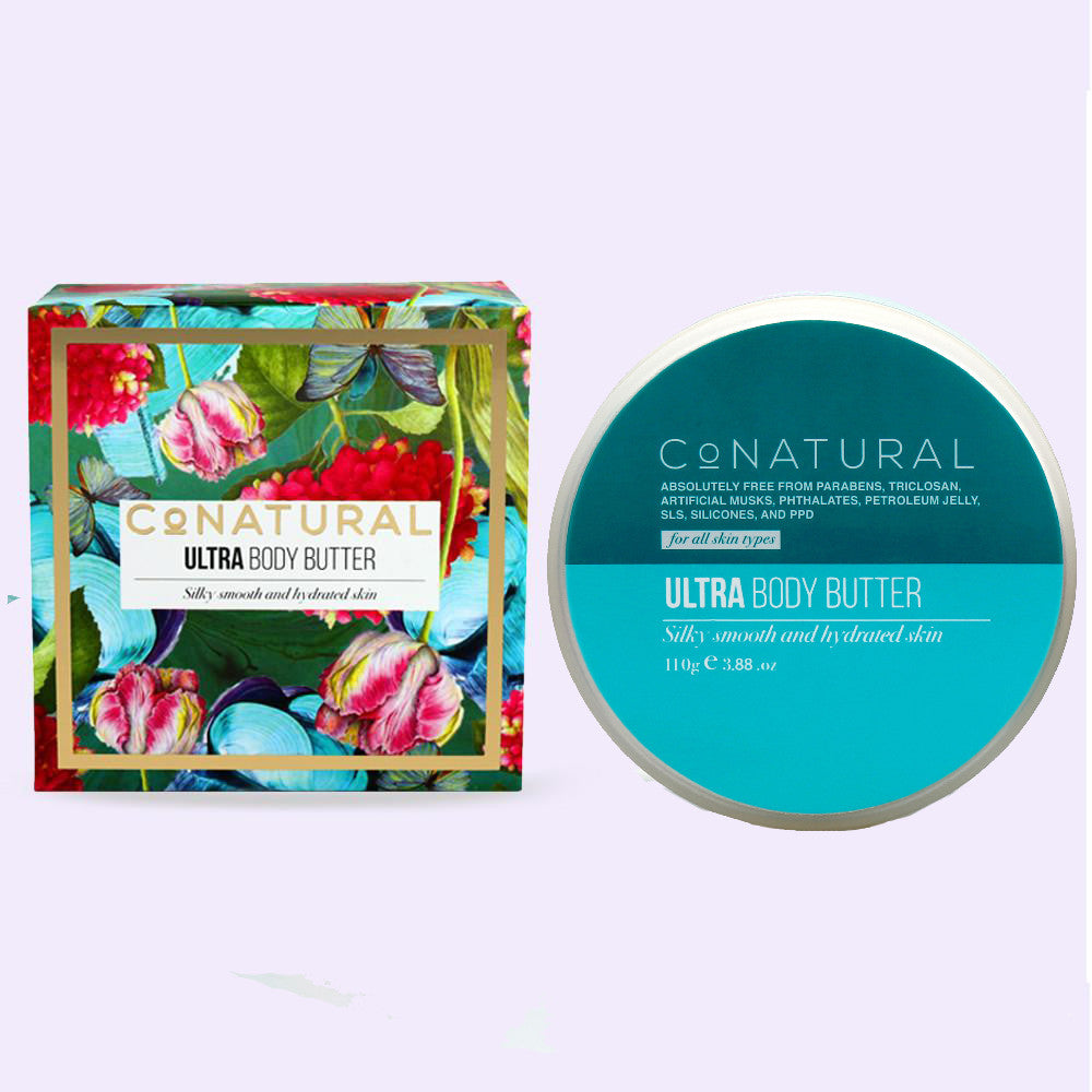 Ultra Body Butter (Economy Size) - Conatural