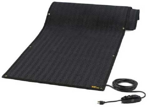 How to Store Heated Floor Mats in Summer?