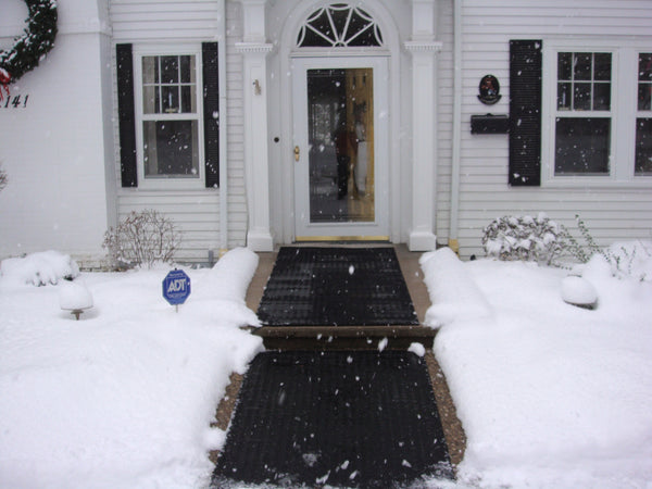 Clearing Up Some Myths About Our Snow Melting Mats: 8 Questions You've Been Asking