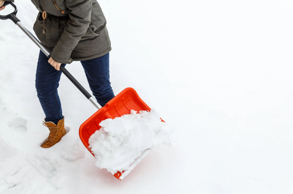 A Step-by-Step Guide to Shoveling Snow