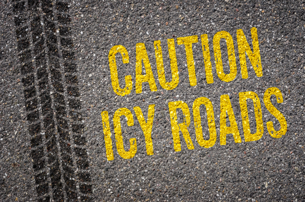 Avoiding Driveway Danger: What You Need to Know About Black Ice