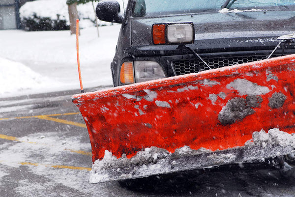 Do Snow Plows Damage Driveways