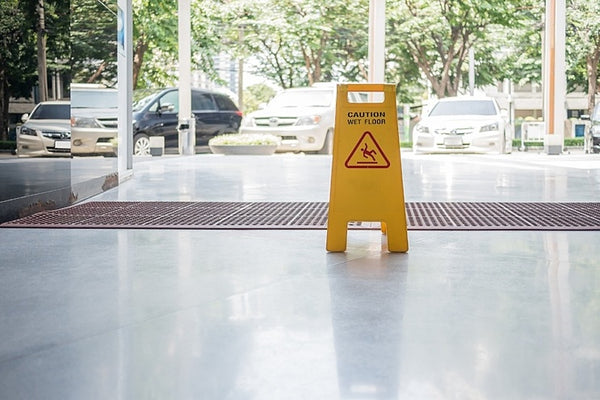 Here's How to Get a Grip on Slips and Falls