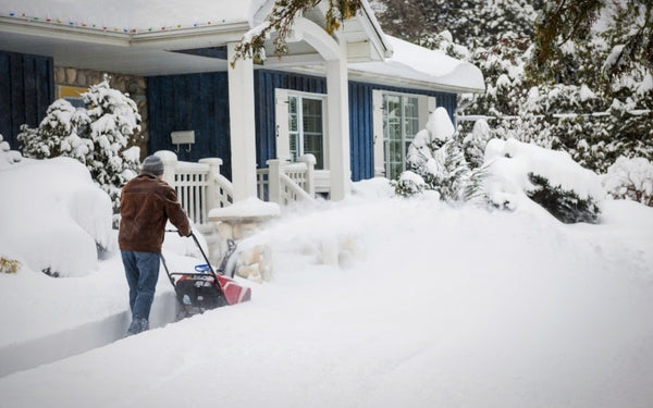How to Melt Snow and Ice Around Your Home Without Rock Salt