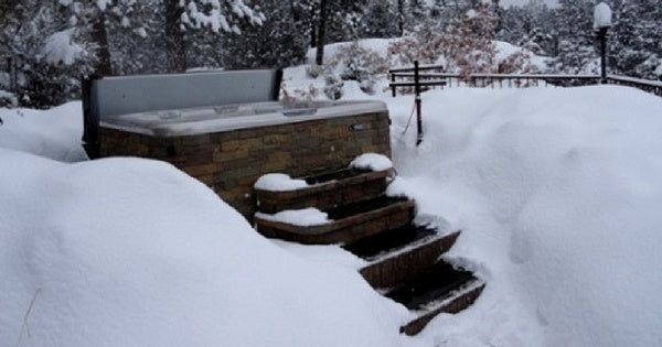 How to Protect Your Hot Tub During Winter