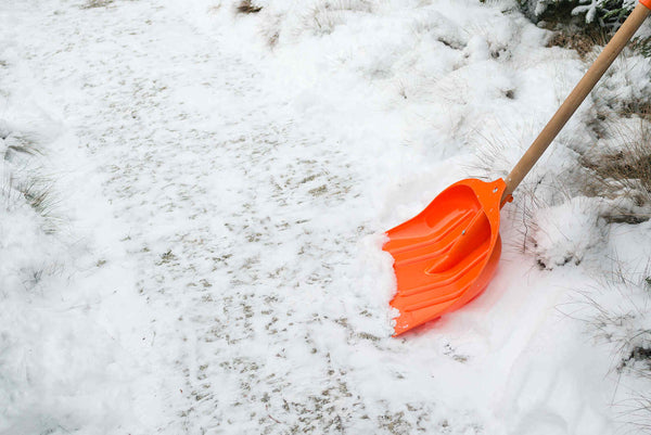 How to Shovel, Melt, and Remove Frozen Snow