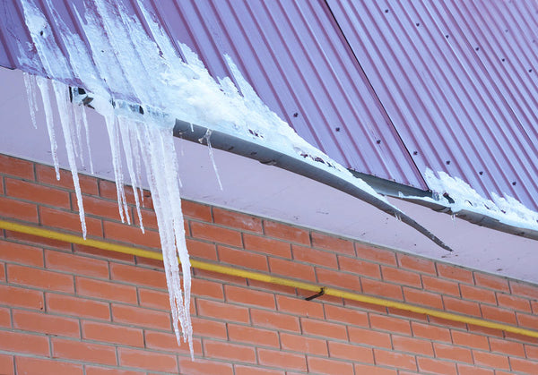 Is Rock Salt Causing Damage to your Roof
