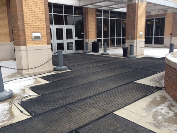 Care and Maintenance of Your Business's Entrance Mats