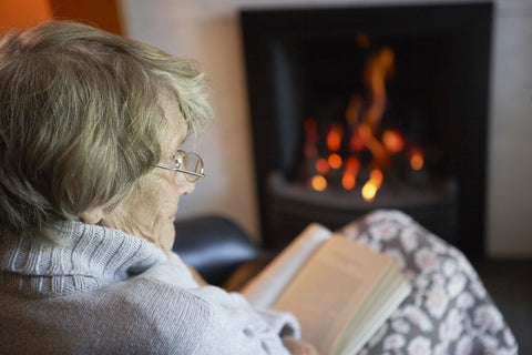 Senior Safety Tips: Staying Warm Inside & Outside