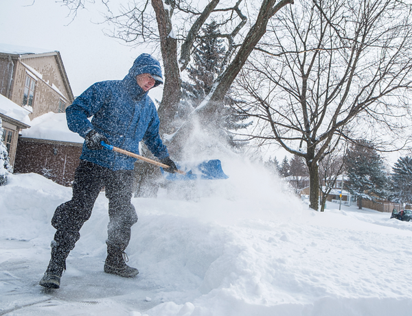 Snow Shoveling and Heart Health: What Are the Risks?