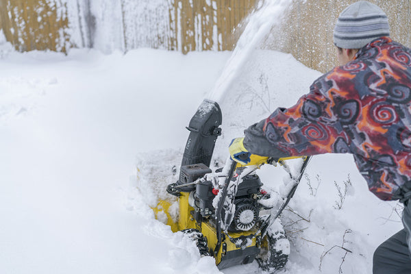Snowblower Safety: Are they Safe? How and Why to Use  a Snowblower