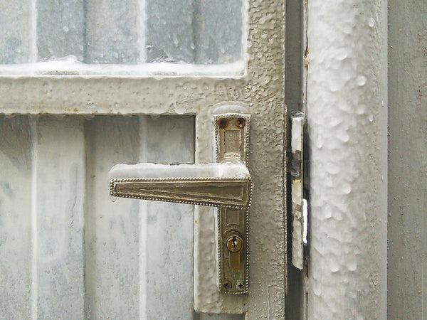 Stopping Cold-Air Drafts Around Your Doors