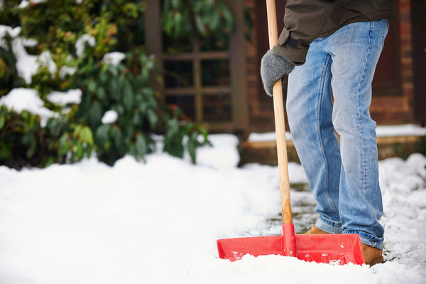 The Cold, Hard, Ugly Truth about Shoveling Snow
